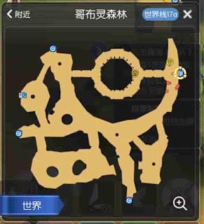 Goblin Forest Ragnarok Online Mobile Maps