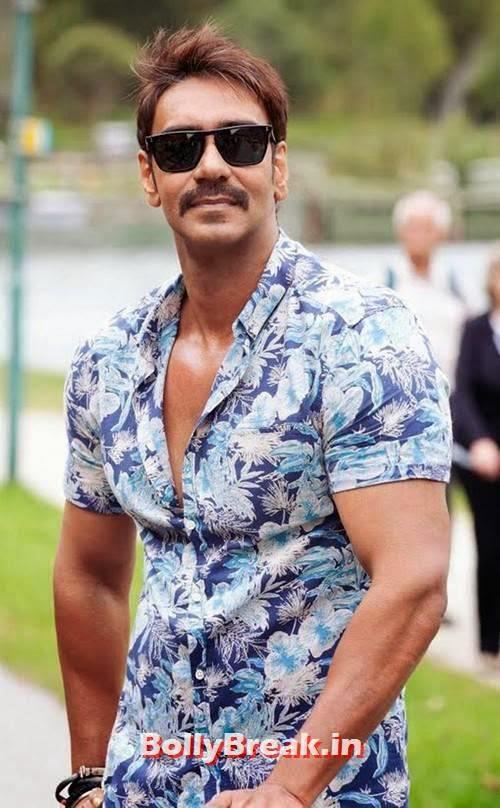 Ajay Devgn Latest Photos, Ajay Devgn Body in Action Jackson Movie