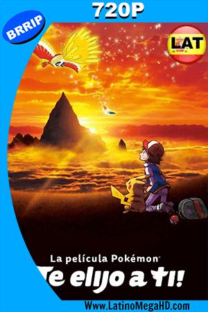 Pokémon ¡Yo Te Elijo! (2017) Latino HD 720p ()
