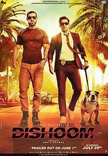 Dishoom 2016 Hindi Movie DVD Download From Simpletorrent.xyz