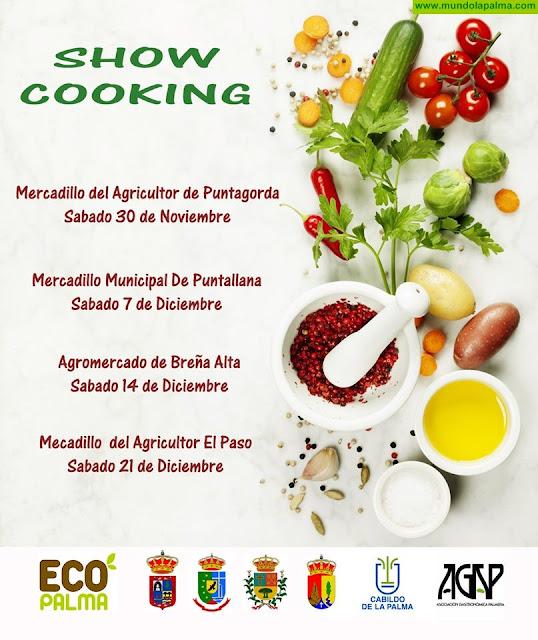 Mercadillo Puntagorda - Show Cooking