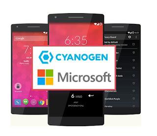 Cyanogen, Cortana e Microsoft – um triângulo das bermudas