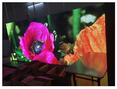 Công ty cung cấp màn hình led p5 trong nhà giá rẻ tại Lào Cai