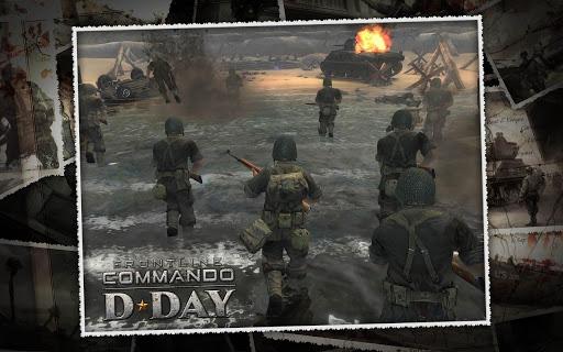 FRONTLINE COMMANDO: D-DAY v1.1.0 APK