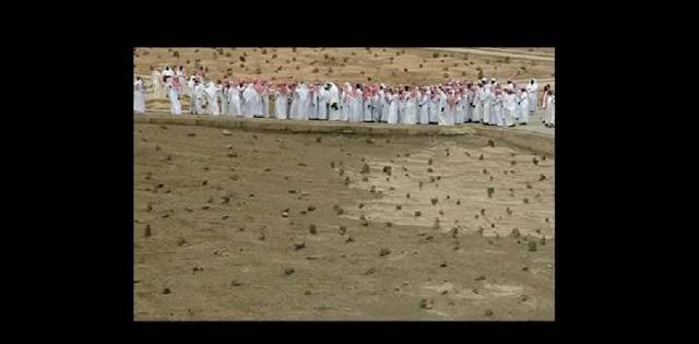 سبحان الله  شاهد ماذا وجد العلماء عند رؤية جثمان عم الرسول  سيدنا حمزة بن عبدالمطلب بعد أكثر من 1400 سنة ؟