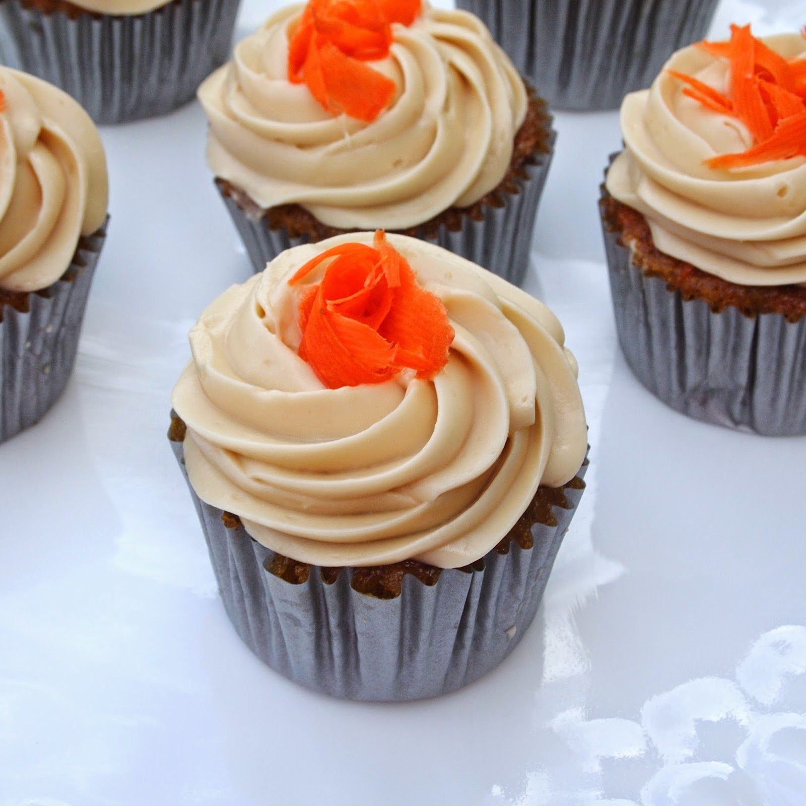 The Alchemist: The Very Best Moist Carrot Cake Cupcakes Recipe