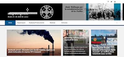 Comunicado público Red de Medios de los Pueblos: Defensa a Mapuexpress por querella criminal