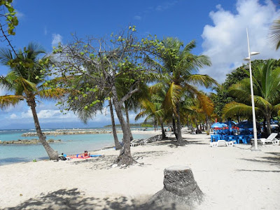 Plage de Sainte Anne Guadeloupe