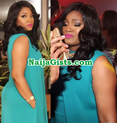 omotola stolen iphone found