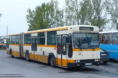 Ikarus IK160P, PKS Kielce
