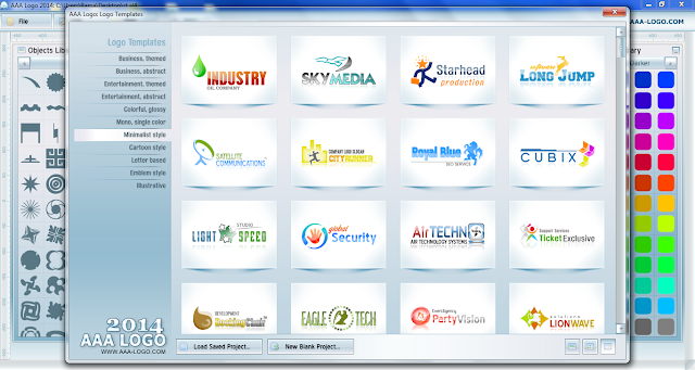 Free Download AAA Logo Maker 4.1 Full Version Pre Activated