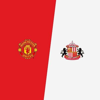 Man United vs Sunderland