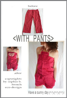 WITH PANTS