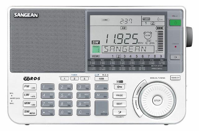 Чудо тайваньской инженерной мысли радиоприемник Sangean ATS-909X большой обзор