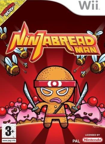 c2231.ninjabreadmanwii - Ninja bread Man WII