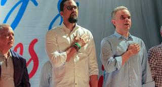 El PRSD lanza activista comunitario Bartolomé Pujals candidato a alcalde del Distrito Nacional