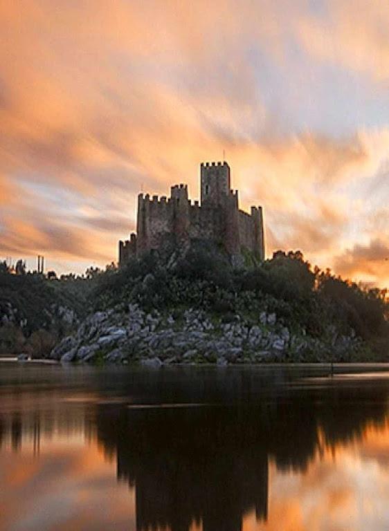 Almourol: castelo de heroísmos e mistérios