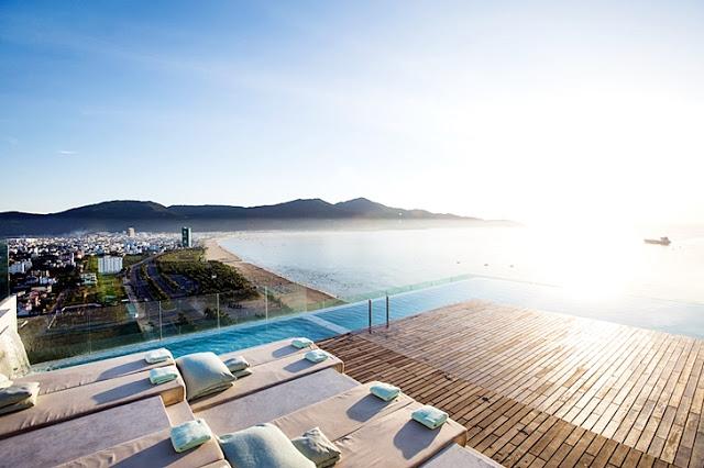 Hướng nhìn căn hộ số 10 của Luxury