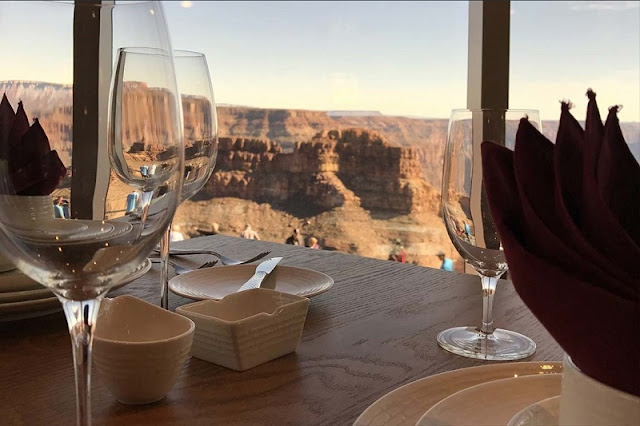 Restaurante no Grand Canyon West no Grand Canyon