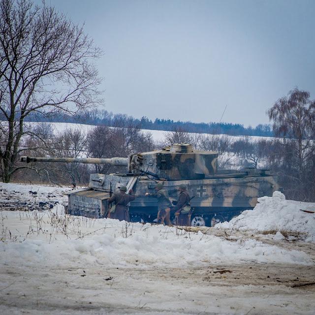 Реконструкция боя при Соколово 9.03.2018 - 32