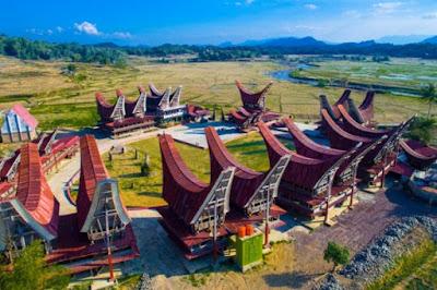 Toraja Tempat Wisata Menarik dan Kekinian