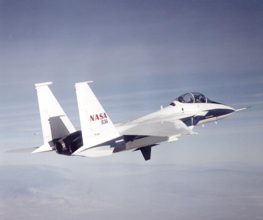 NASA Satellites: NASA Dryden Flies New Supersonic ...