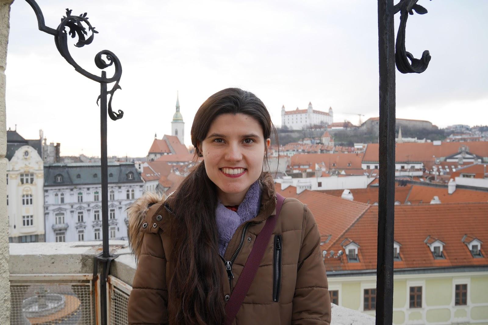 Bratislava Old Town Hall - Kat Last