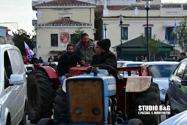 Αγρότες στη Λάρισα εξήγγειλαν κινητοποιήσεις