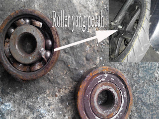 Penyebab motor mio mengeluarkan suara nyitt atau kiikk