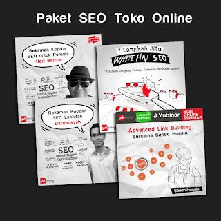 Paket SEO Toko Online