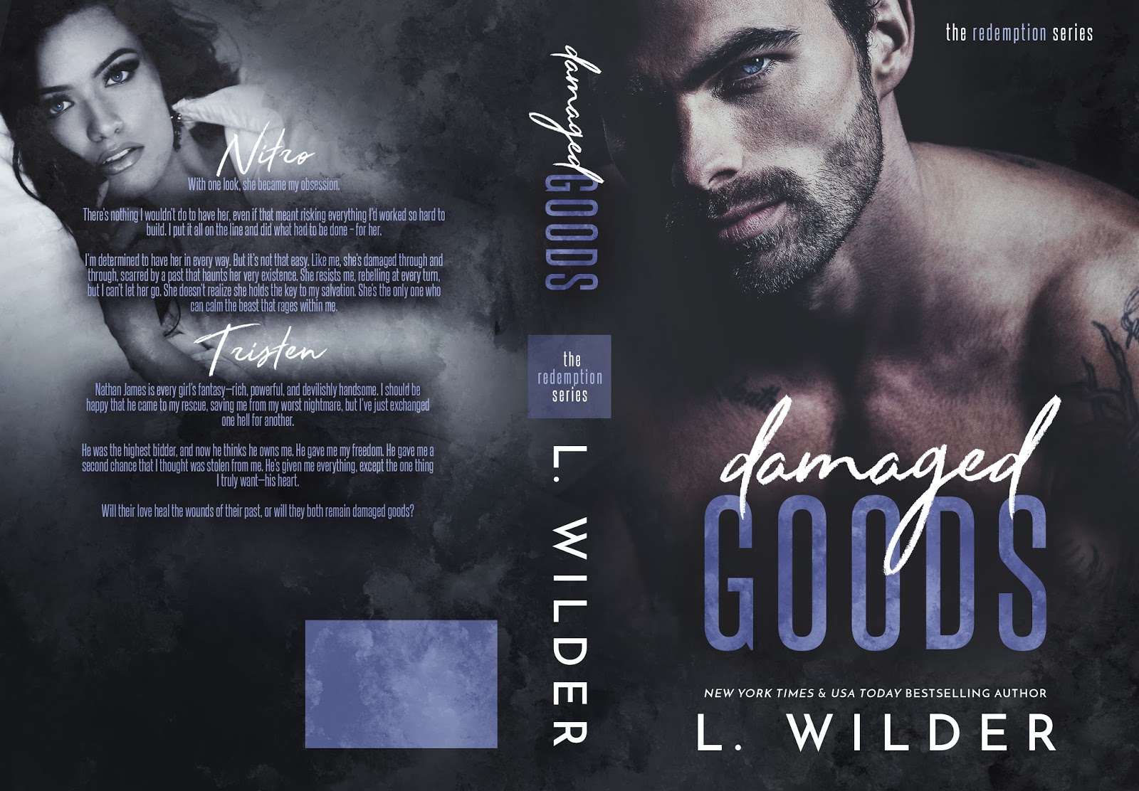 Damaged Goods - Behind Closed Doors Book Review
