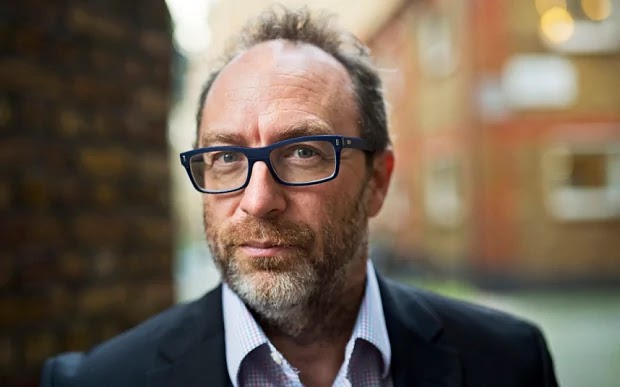 Wikipedia founder aims to 'fix the news' with crowd-funded website