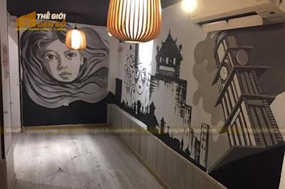 Thế Giới Đèn Gỗ - Những mẫu đèn trang trí quán cafe tuyệt đẹp 7