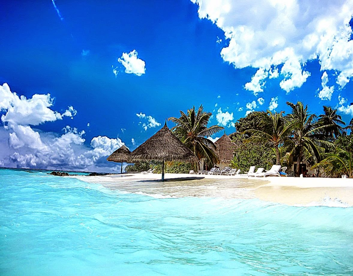 Beautiful Beach Wallpapers: Beautiful Beach Images Hd Nature Desktop