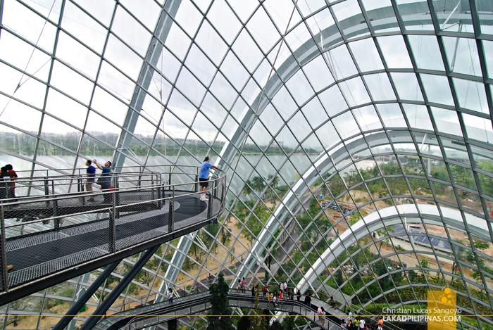 Singapore Travel Blog Flights