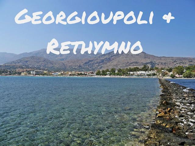 czyste morze i plaże Grecja