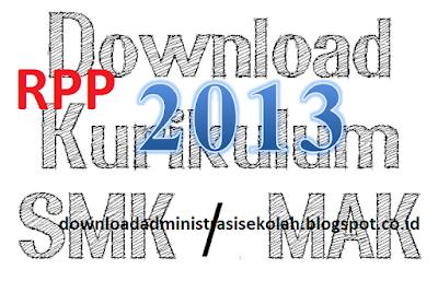 RPP Kurikulum 2013 SMK