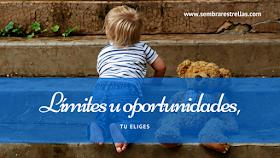 Limites u oportunidades, tu eliges , libertad de movimiento, libre movilidad infantil, desarrollo del bebé,