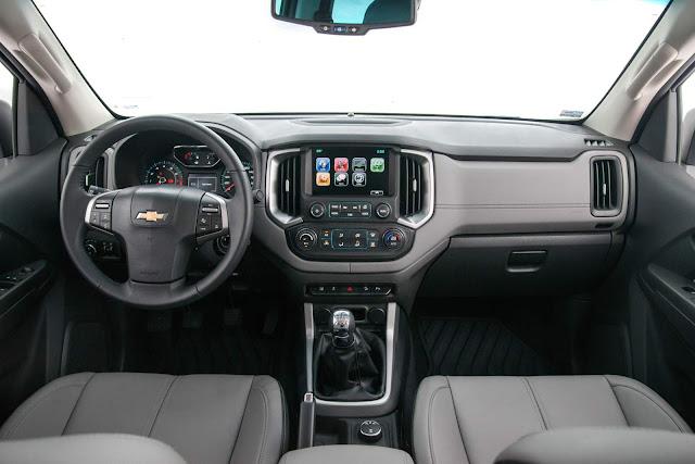 Chevrolet S-10 2017