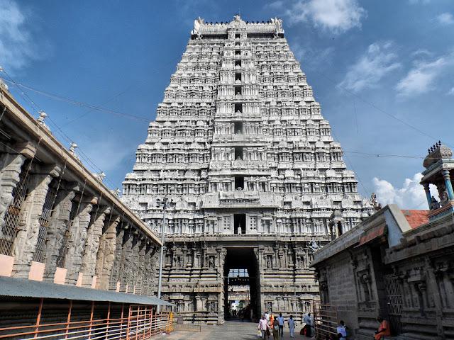 Tamil Nadu - Tiruvannamalai - Annamalaiyar Temple - India