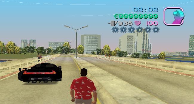 تحميل لعبة جاتا 7 Gta Vice City للكمبيوتر من ميديا فاير