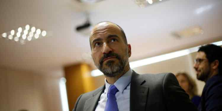 Executive view: Dara Khosrowshahi of Uber