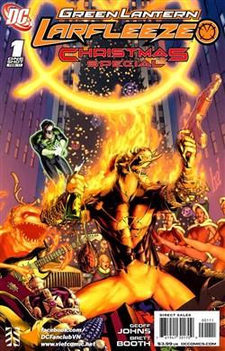 Green Lantern - Larfleeze Christmas Special