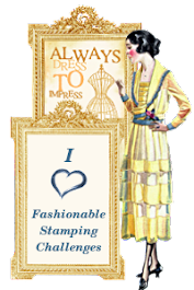 Fashionable Stamping Challenges