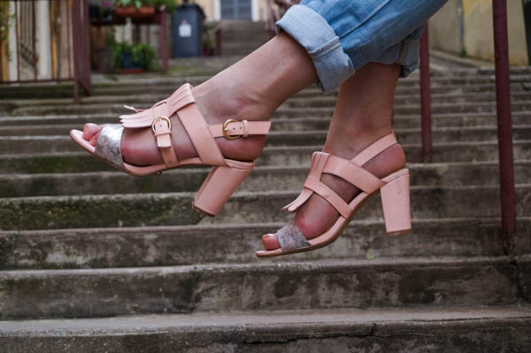 photo chaussures details