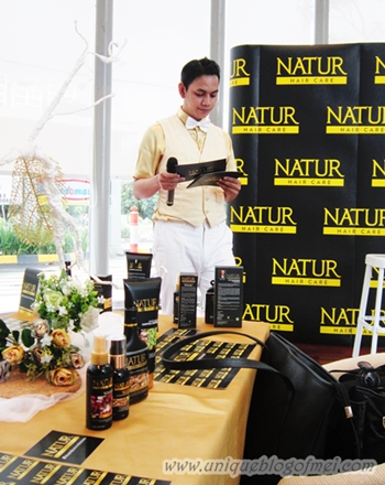 Natur Hair Beauty Dating 2017 Event Report #AlamiLebihBaik