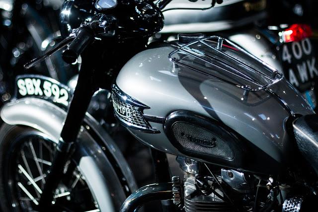 Cara Agar Body Motor Tetap Mengkilap dan Kinclong