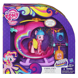 My Little Pony Rainbow Helicopter Pinkie Pie Brushable Pony