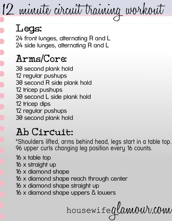 life with 4 boys 10 circuit training workouts. Black Bedroom Furniture Sets. Home Design Ideas