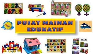 Grosir Mainan Edukatif Anak